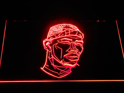 Frank Ocean LED Neon Sign - Red - SafeSpecial