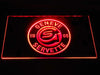 Geneve-Servette HC LED Neon Sign - Red - SafeSpecial