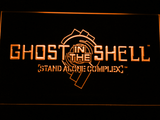 Ghost In The Shell Stand Alone Complex LED Neon Sign - Orange - SafeSpecial