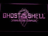 Ghost In The Shell Stand Alone Complex LED Neon Sign - Purple - SafeSpecial