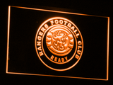 Glasgow Rangers FC LED Neon Sign - Orange - SafeSpecial