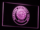Glasgow Rangers FC LED Neon Sign - Purple - SafeSpecial
