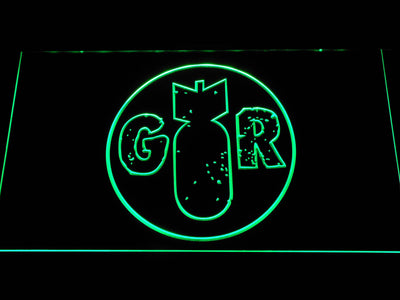 Good Riddance LED Neon Sign - Green - SafeSpecial