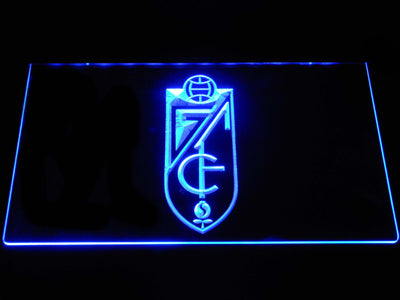 Granada CF LED Neon Sign - Blue - SafeSpecial