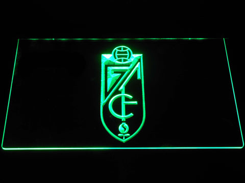 Image of Granada CF LED Neon Sign - Green - SafeSpecial