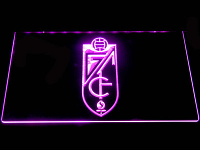 Granada CF LED Neon Sign - Purple - SafeSpecial