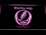 Grateful Dead LED Neon Sign - Purple - SafeSpecial