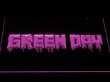 Green Day 21st Century Breakdown LED Neon Sign - Purple - SafeSpecial