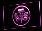 Guinness Ireland LED Neon Sign - Purple - SafeSpecial
