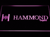 Hammond Organs LED Neon Sign - Purple - SafeSpecial
