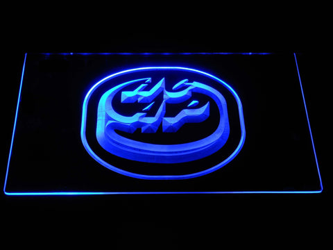 Image of HC Ambri-Piotta LED Neon Sign - Blue - SafeSpecial
