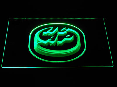 HC Ambri-Piotta LED Neon Sign - Green - SafeSpecial
