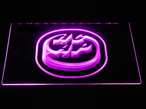 Image of HC Ambri-Piotta LED Neon Sign - Purple - SafeSpecial