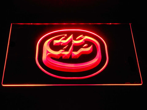 Image of HC Ambri-Piotta LED Neon Sign - Red - SafeSpecial