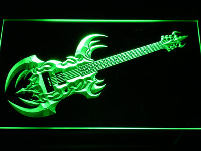 Hell Raiser LED Neon Sign - Green - SafeSpecial