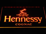 Hennessy Cognac LED Neon Sign - Orange - SafeSpecial