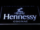 Hennessy Cognac LED Neon Sign - White - SafeSpecial