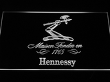 Hennessy LED Neon Sign - White - SafeSpecial