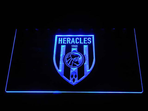 Heracles LED Neon Sign - Blue - SafeSpecial