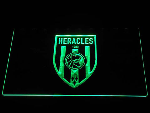 Heracles LED Neon Sign - Green - SafeSpecial