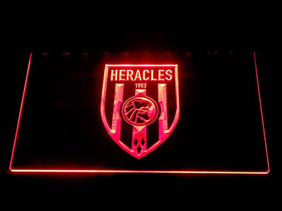 Heracles LED Neon Sign - Red - SafeSpecial