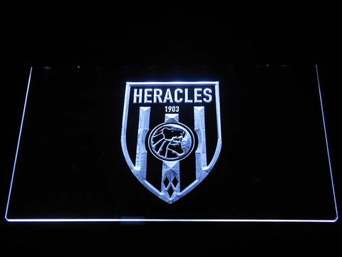 Heracles LED Neon Sign - White - SafeSpecial