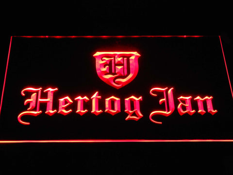 Image of Hertog Jan LED Neon Sign - Red - SafeSpecial