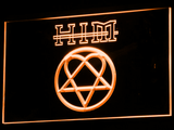HIM LED Neon Sign - Orange - SafeSpecial