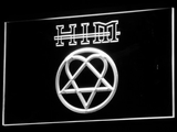 HIM LED Neon Sign - White - SafeSpecial