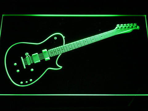 Hugh Manson LED Neon Sign - Green - SafeSpecial