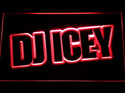 Icey LED Neon Sign - Red - SafeSpecial