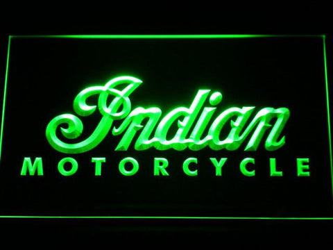 Indian LED Neon Sign - Green - SafeSpecial