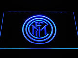 Inter Milan LED Neon Sign - Blue - SafeSpecial