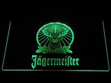 Jagermeister LED Neon Sign - Green - SafeSpecial