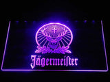 Jagermeister LED Neon Sign - Purple - SafeSpecial