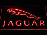 Jaguar LED Neon Sign - Red - SafeSpecial