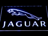Jaguar LED Neon Sign - White - SafeSpecial