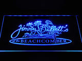 Jimmy Buffett's Beachcomber LED Neon Sign - Blue - SafeSpecial