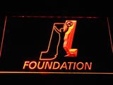 Joey Logano Foundation LED Neon Sign - Orange - SafeSpecial