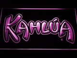 Kahlua LED Neon Sign - Purple - SafeSpecial