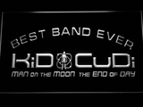 Kid Cudi Best Band Ever LED Neon Sign - White - SafeSpecial