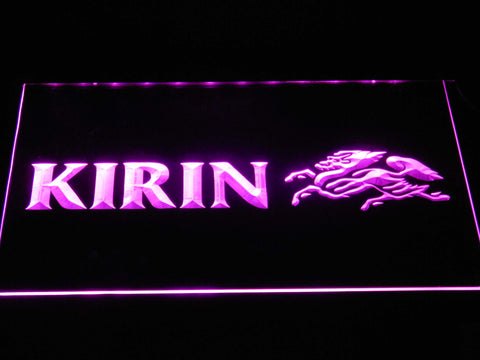 Kirin LED Neon Sign - Purple - SafeSpecial