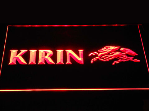Kirin LED Neon Sign - Red - SafeSpecial