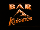 Kokanee Bar LED Neon Sign - Orange - SafeSpecial