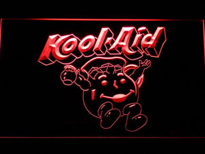Kool-Aid LED Neon Sign - Red - SafeSpecial