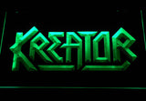 Kreator LED Neon Sign - Green - SafeSpecial