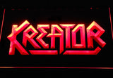 Kreator LED Neon Sign - Red - SafeSpecial