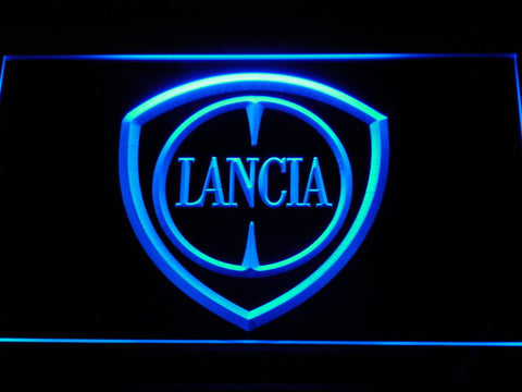Image of Lancia LED Neon Sign - Blue - SafeSpecial