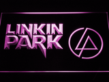 Linkin Park LED Neon Sign - Purple - SafeSpecial