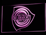 Los Angeles Galaxy LED Neon Sign - Legacy Edition - Purple - SafeSpecial